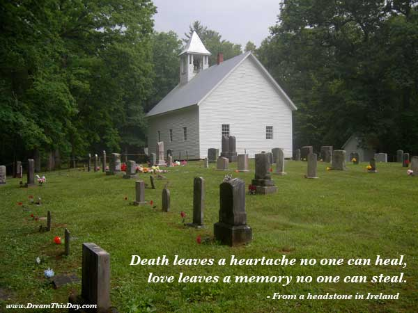 quotes of sympathy about death
